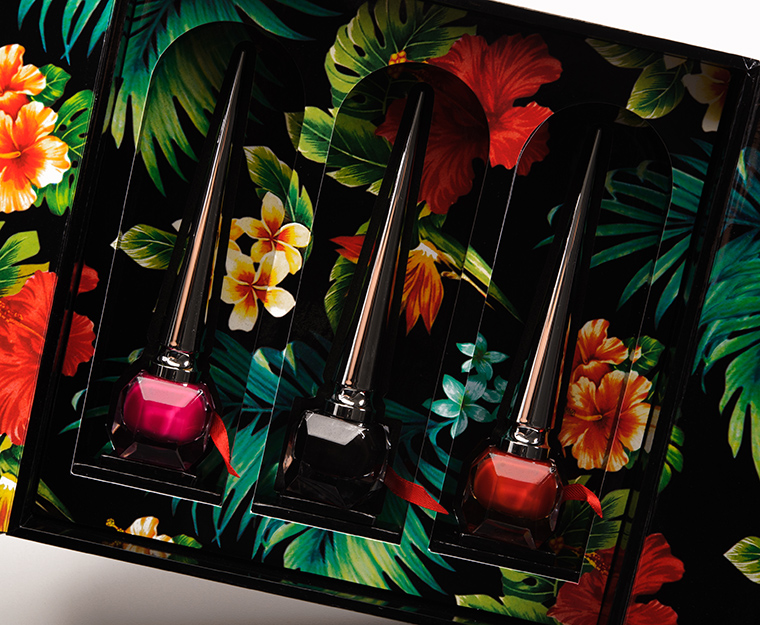 Christian Louboutin Beaute Hawaii Kawai II Nail Coffret
