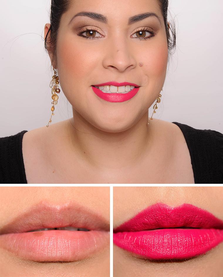 MAC Dangerously Red Lipstick