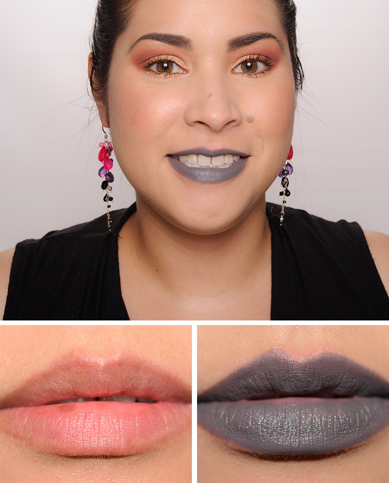 MAC x Halsey Lipstick