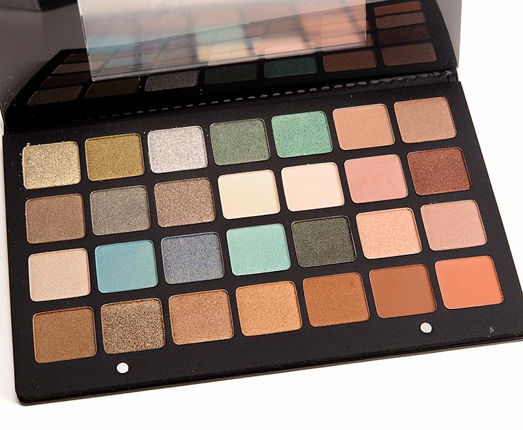 Natasha Denona Green-Brown Eyeshadow Palette 28
