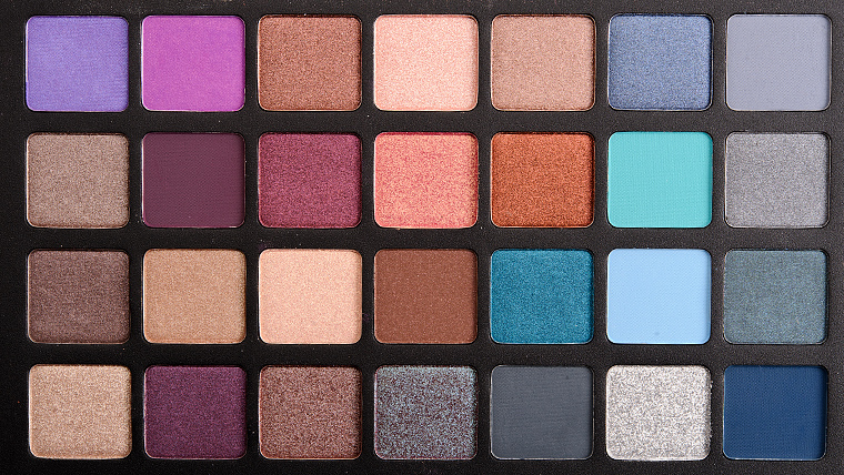Natasha Denona Purple-Blue Eyeshadow Palette