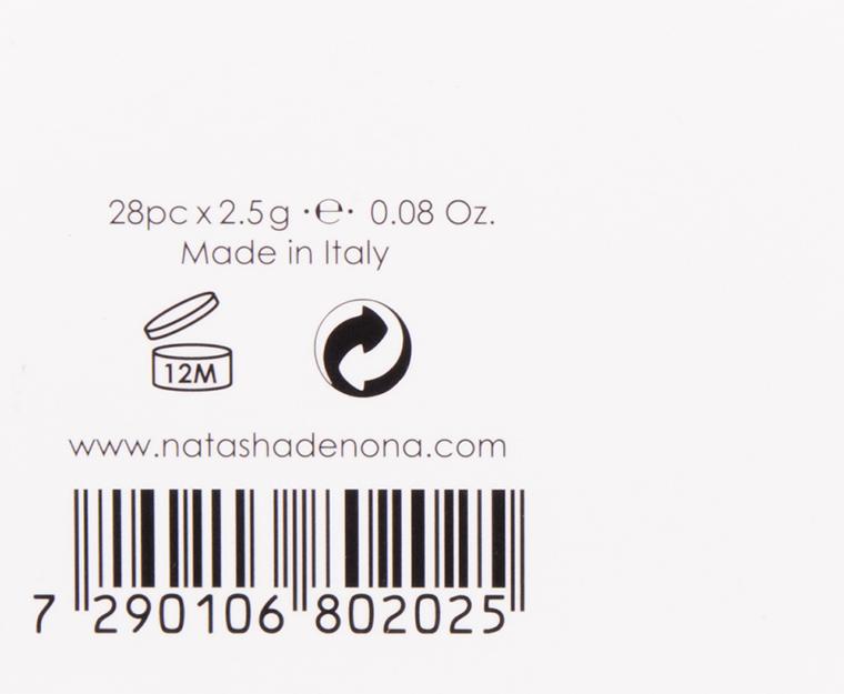 Natasha Denona Purple-Blue Eyeshadow Palette