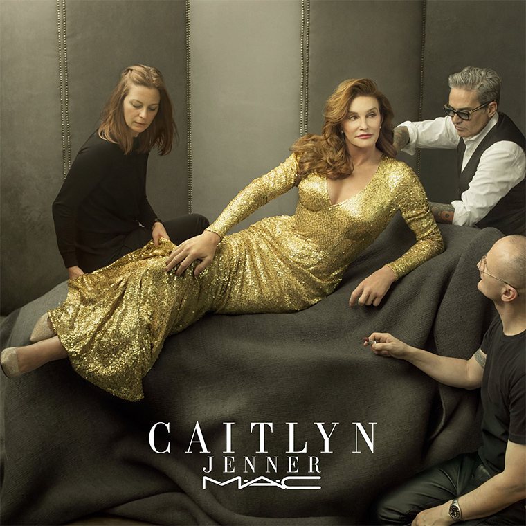 MAC x Caitlyn Jenner Finally Free Lipstick for April 2016