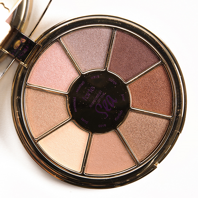 Tarte Rainforest of the Sea Eyeshadow Palette