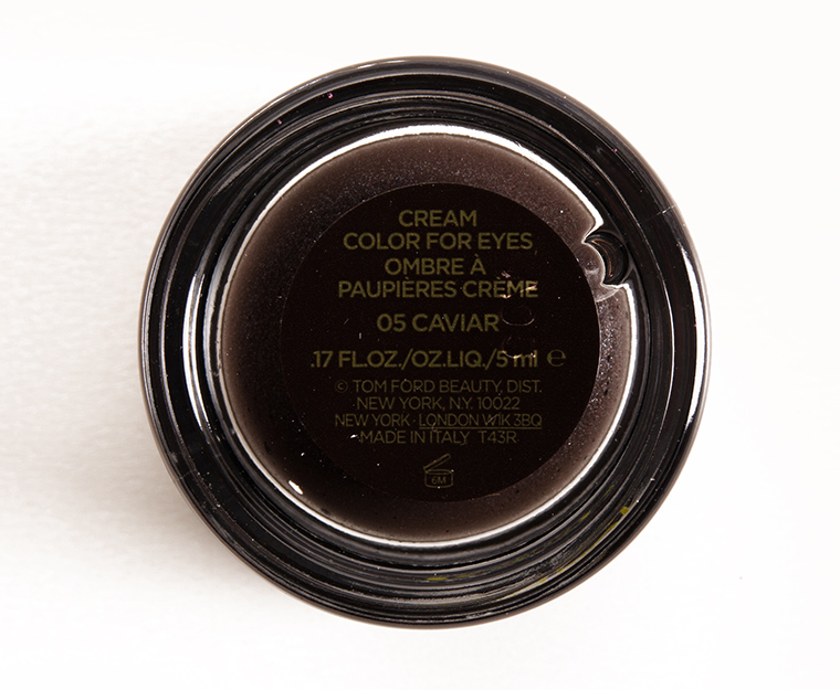 Tom Ford Caviar Cream Color for Eyes