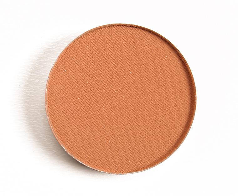 Anastasia Burnt Orange Matte Eyeshadow Review Swatches