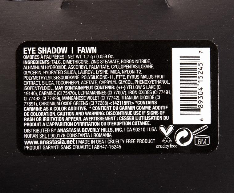 Anastasia Fawn Eyeshadow