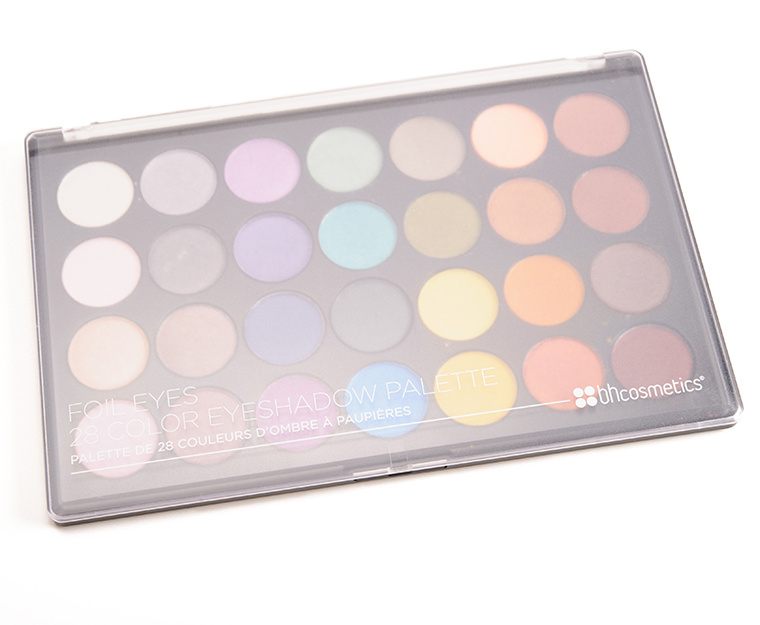BH Cosmetics Foil Eyes Eyeshadow Palette