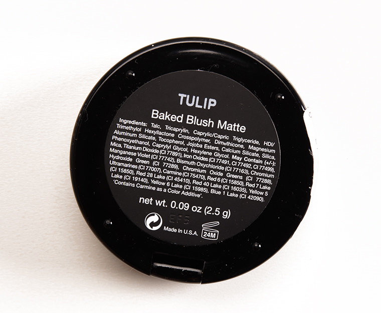 Black Opal Tulip Baked Blush