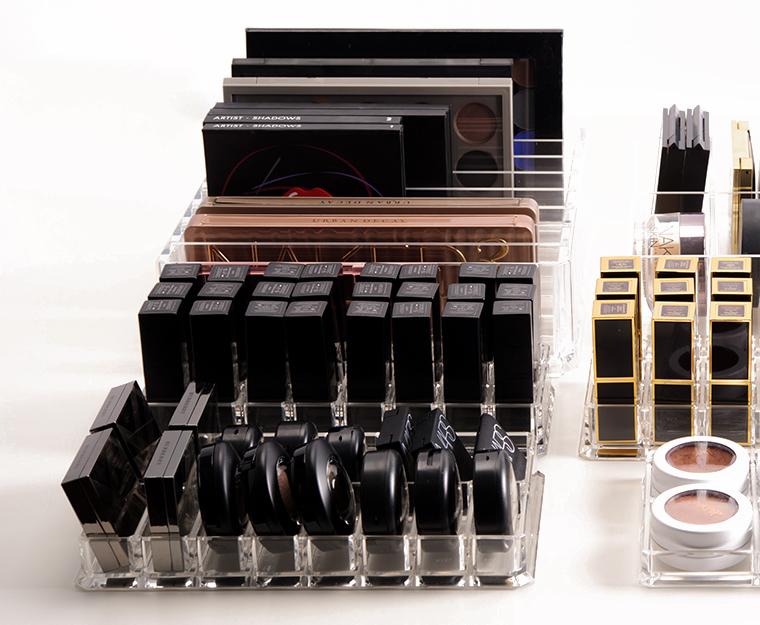 ByAlegory Acrylic Makeup Organizers Storage Solutions