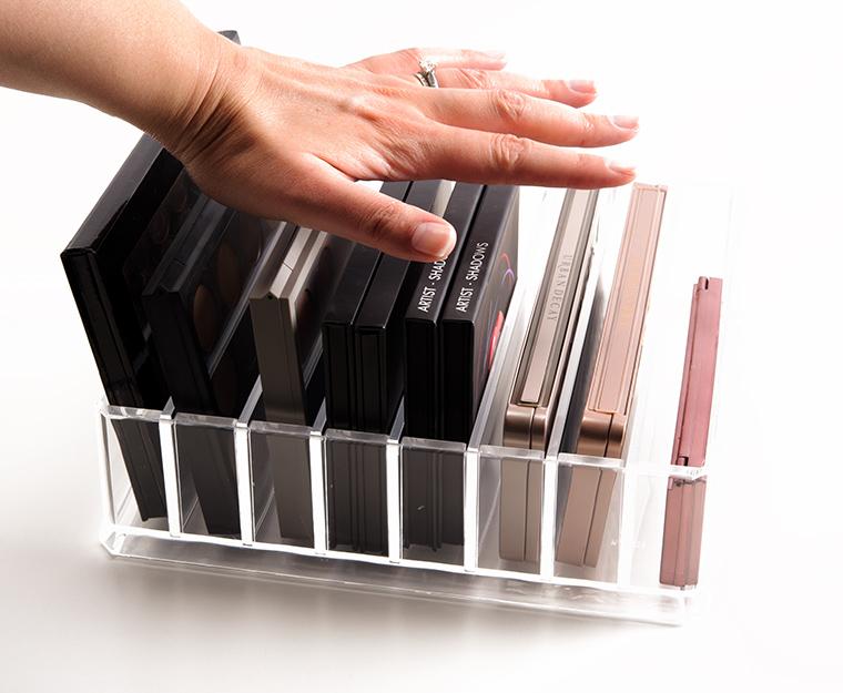 eye makeup organizer using - photo #14