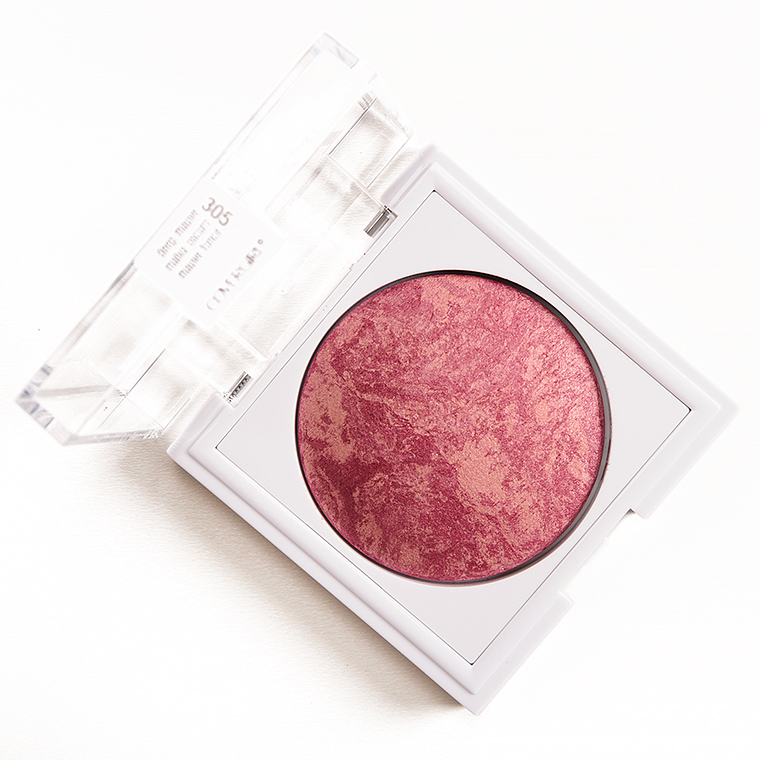 CoverGirl Deep Mauve TruBlend Blush Review, Photos, Swatches