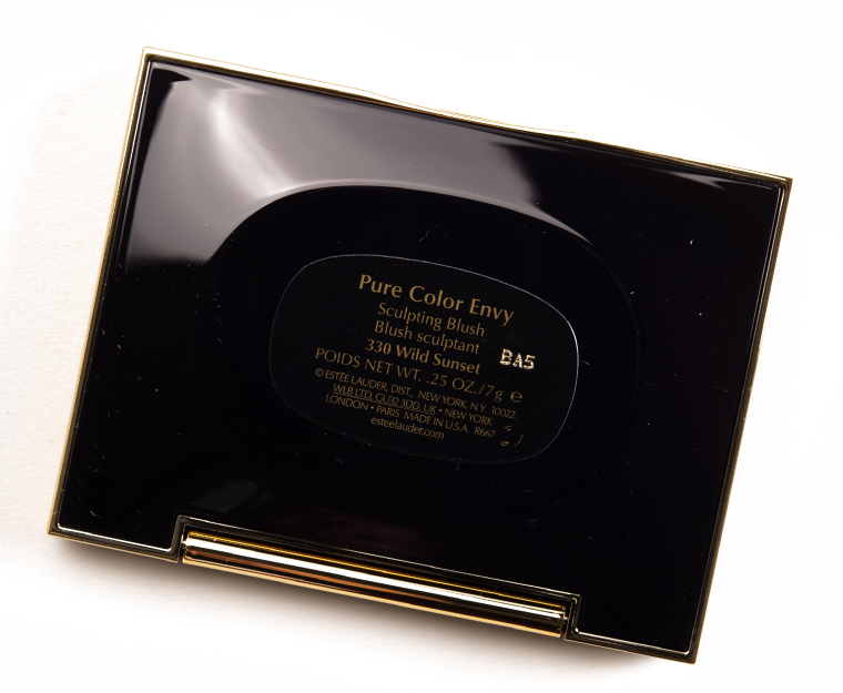 Estee Lauder Wild Sunset Pure Color Envy Sculpting Blush