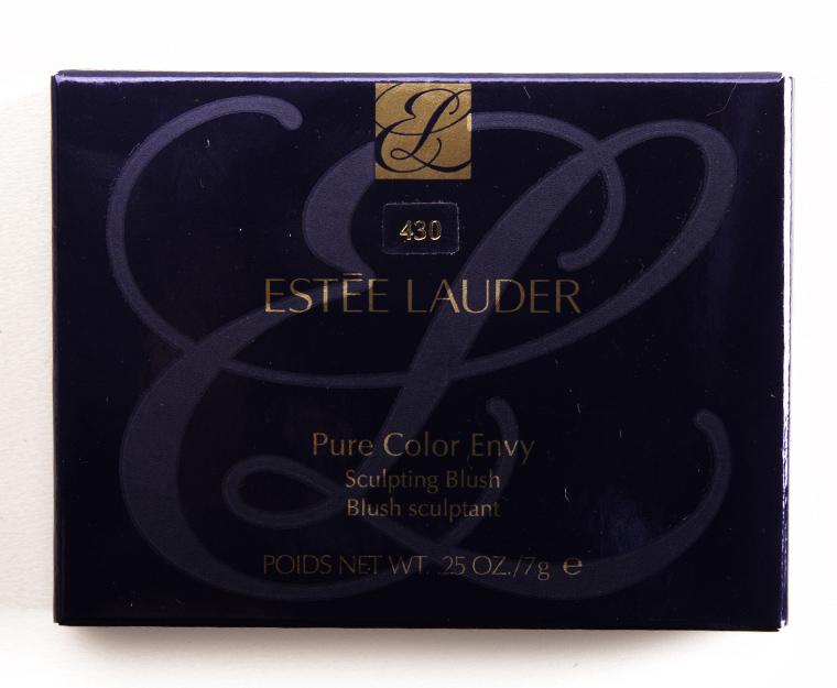 Estee Lauder Audacious Plum Pure Color Envy Sculpting Blush
