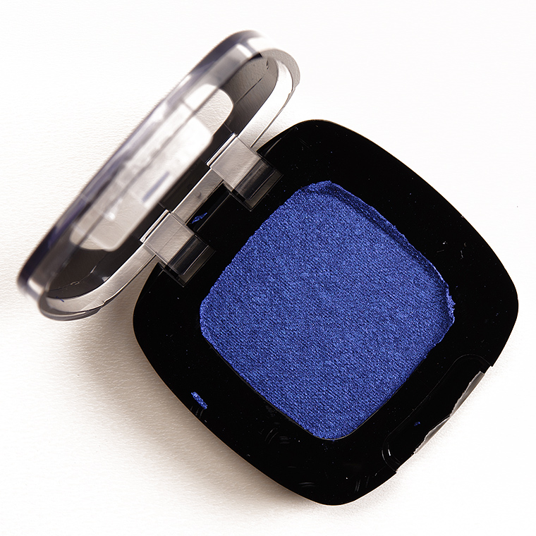 Loreal Grand Bleu Colour Riche Monos Eye Shadow Review Swatches
