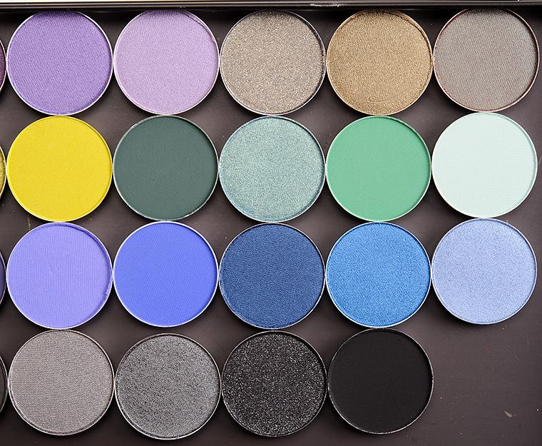MAC Neutral Eyeshadows