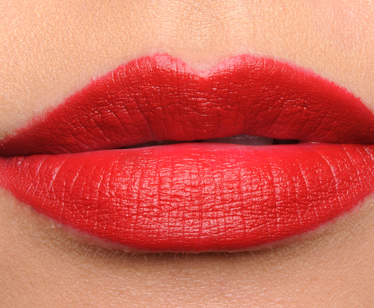 MAC Leading Lady Red Lipstick