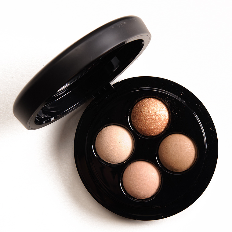 MAC Nano Nude Mineralize Eyeshadow Quad