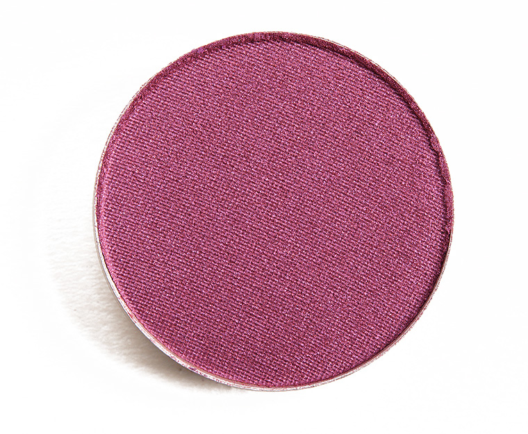 MAC Plum Dressing Eyeshadow Review & Swatches