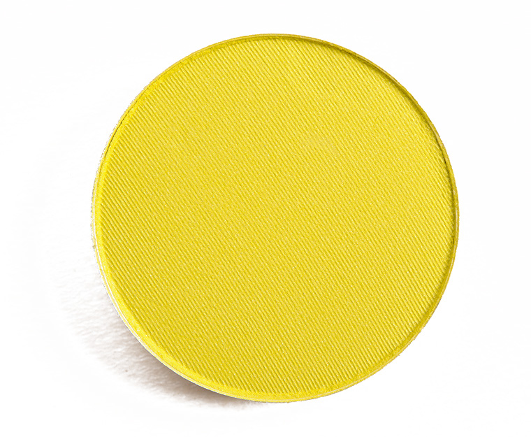 MAC Sour Lemon Eyeshadow