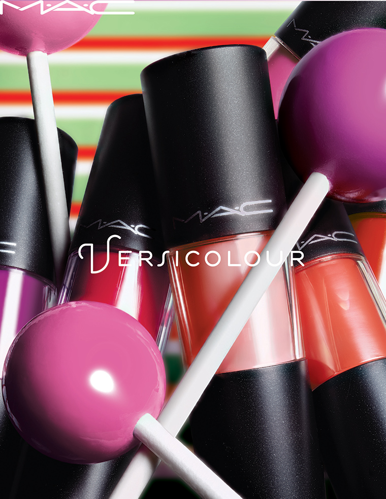 MAC Versicolour Stain Collection for Spring 2016 Collection