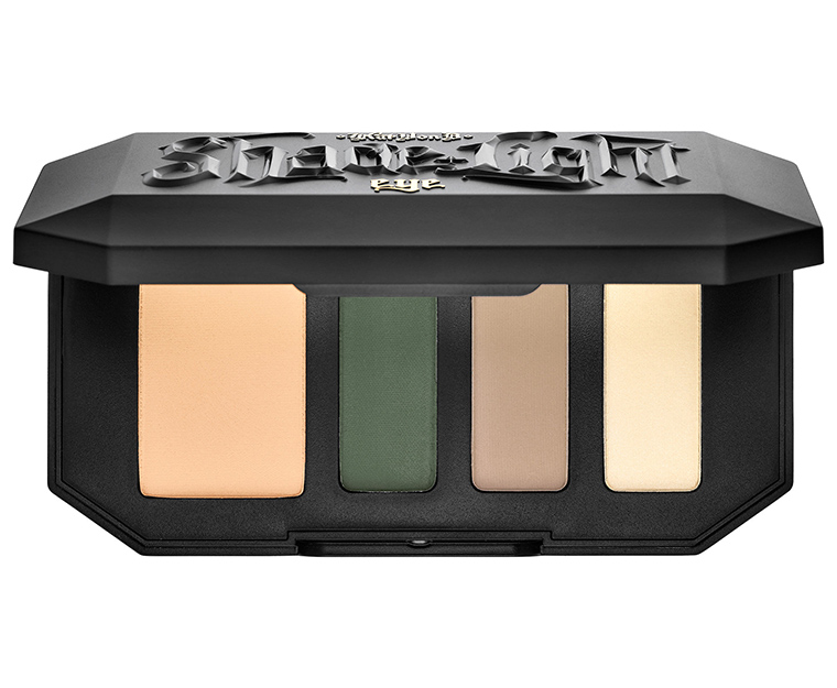 Kat Von D Shade Light Eye Contour Quad For Summer 2016