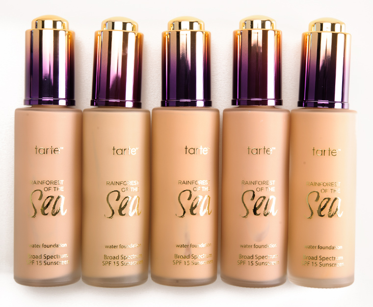 Tarte Rainforest of the Sea Foundation
