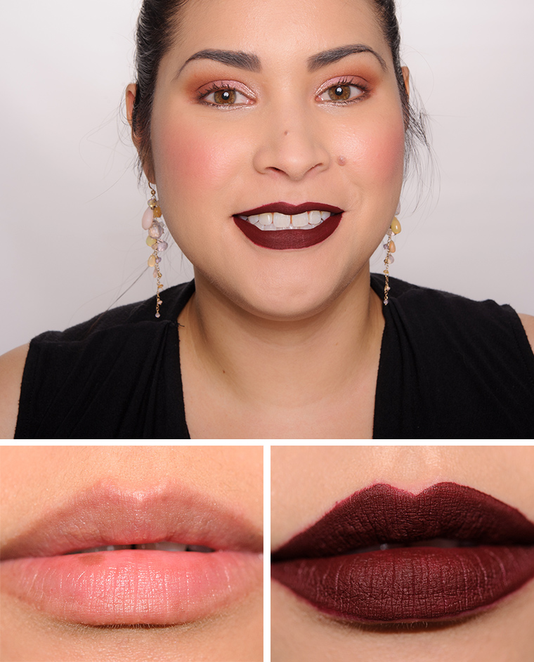 Too Faced Drop Dead Red Melted Matte Liquid Lipstick