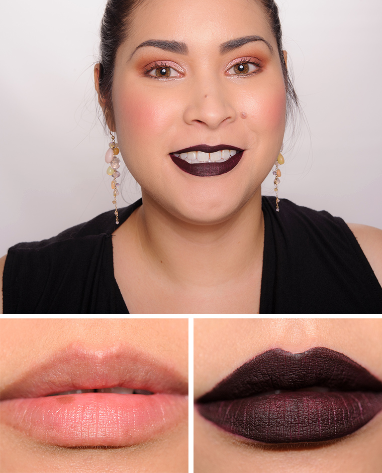 Too Faced Evil Twin Melted Matte Liquid Lipstick