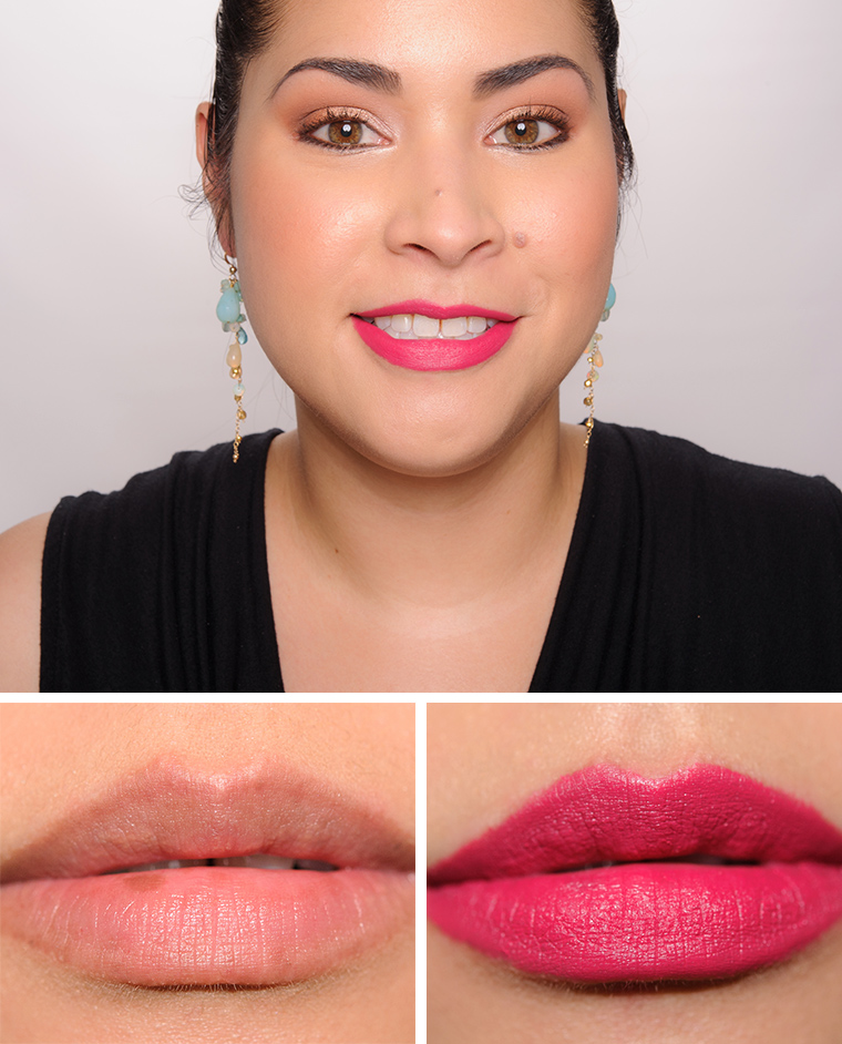 Too Faced Hey Gurrl La Matte Color Drenched Matte Lipstick