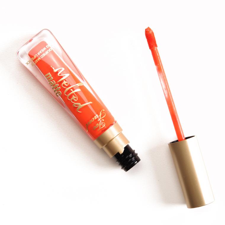 Too Faced Mrs. Roper Melted Matte Liquified Long Wear Matte Lipstick