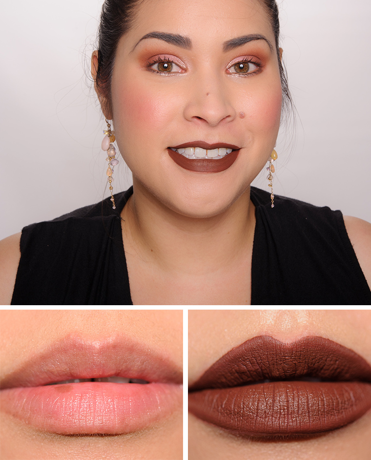 Too Faced Naughty by Nature Melted Matte Liquid Lipstick