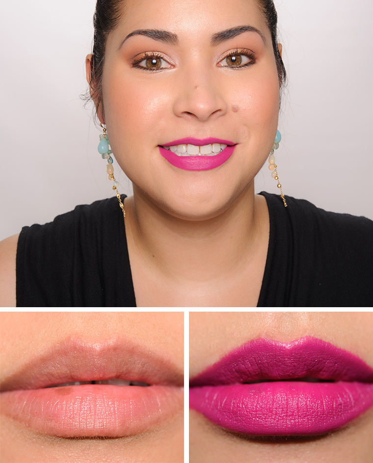 Too Faced Pitch Perfect La Matte Color Drenched Matte Lipstick