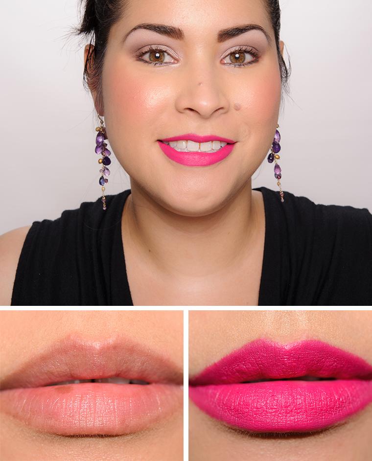 Too Faced Troublemaker La Matte Color Drenched Matte Lipstick