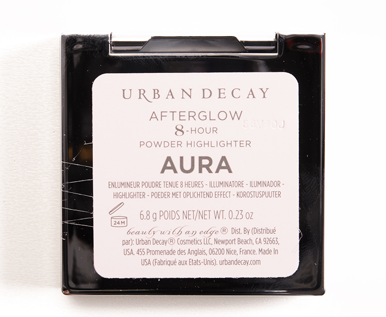 Urban Decay Aura Afterglow 8-Hour Powder Highlighter