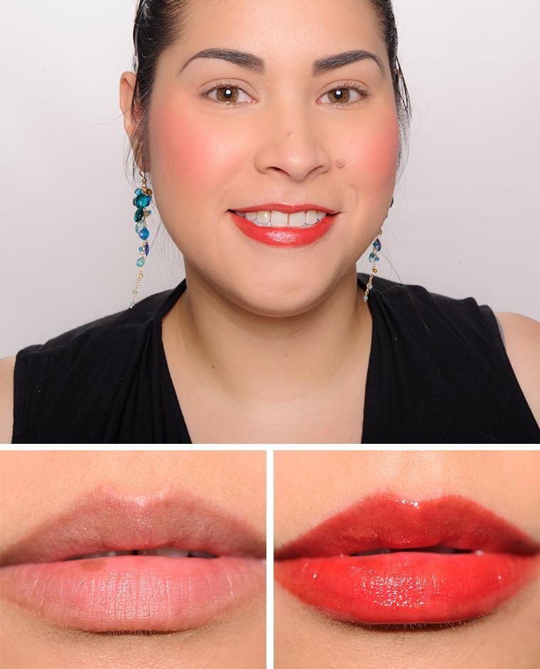 YSL Tangerine Boho (42) Glossy Stain