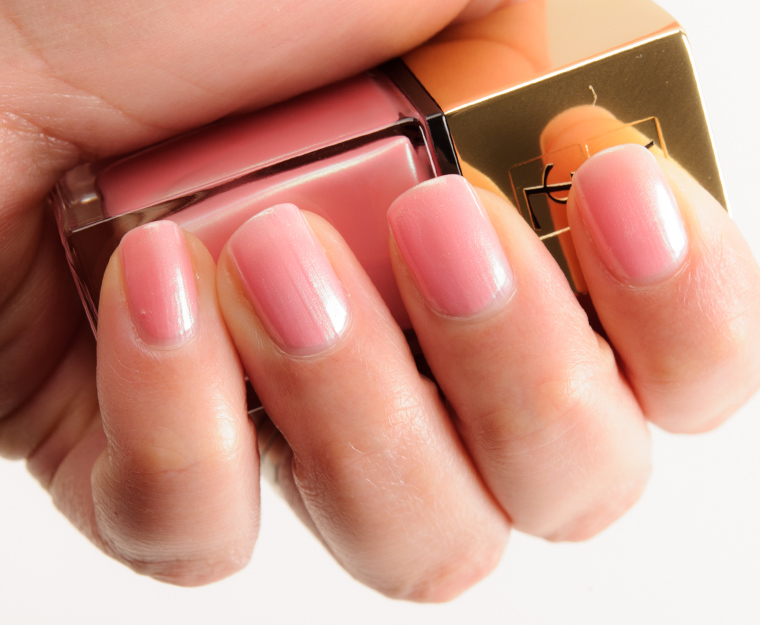 YSL Love Pink La Laque Couture