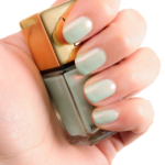 YSL Peace Green La Laque Couture Nail Lacquer