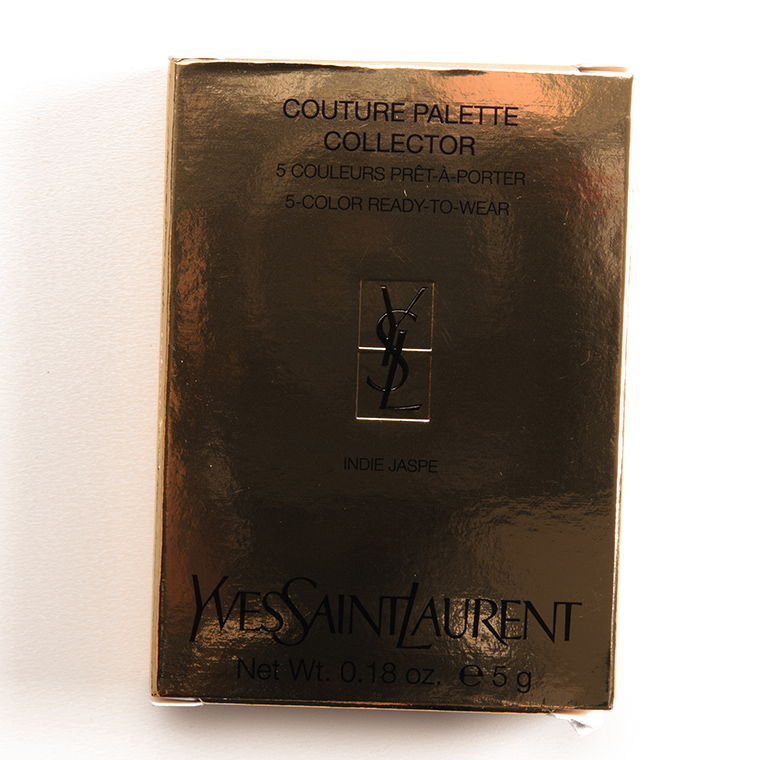 YSL Indie Jaspe Couture Palette