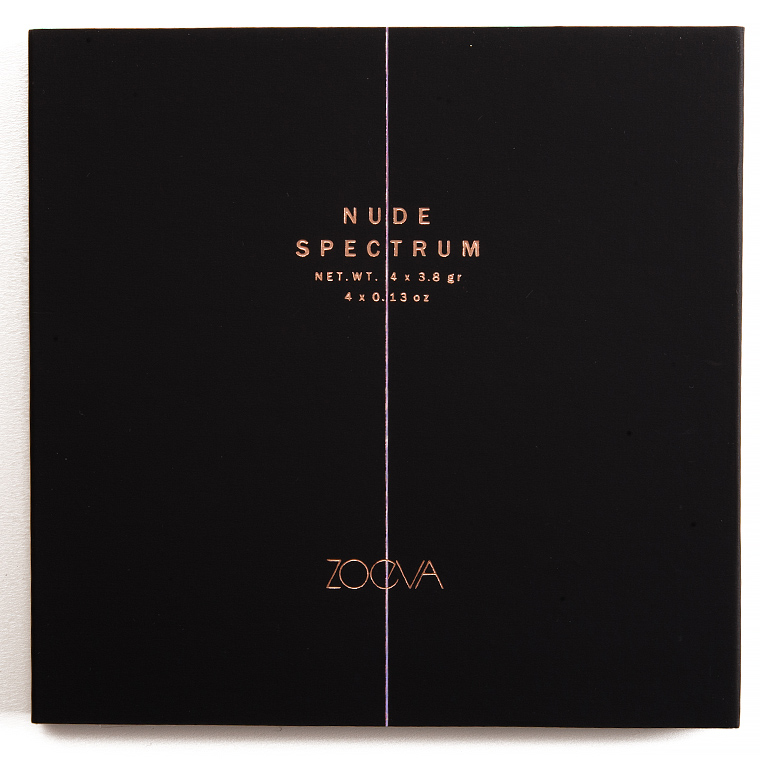 Zoeva Nude Spectrum Blush Palette