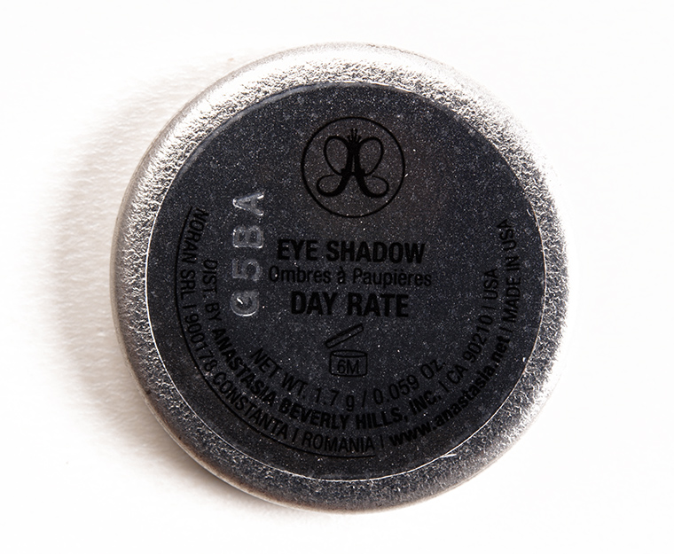 Anastasia Day Rate Eyeshadow