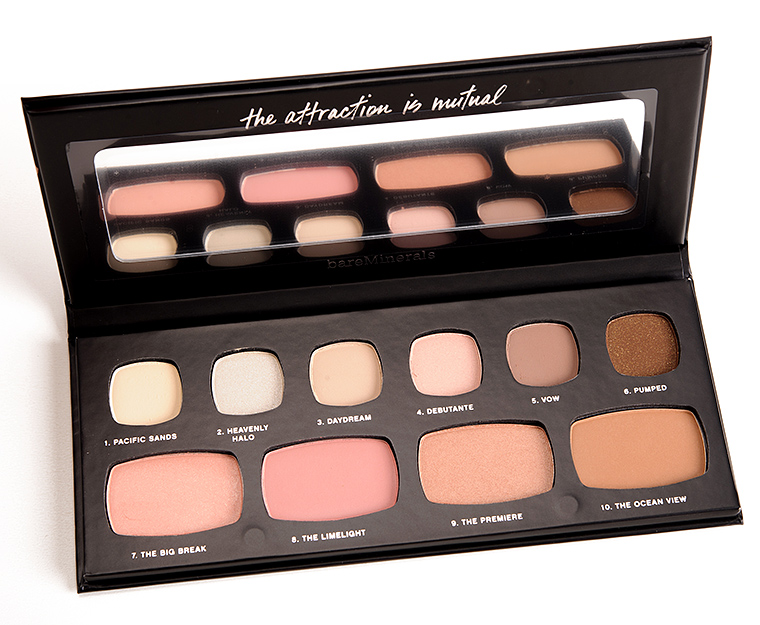 bareMinerals The Neutral Attraction Palette