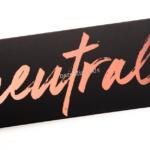 bareMinerals The Neutral Attraction Summer 2016 Eye & Cheek Palette