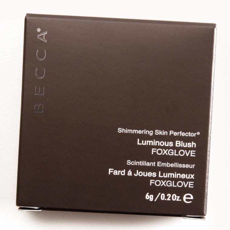 Becca Foxglove Shimmering Skin Perfector Blush