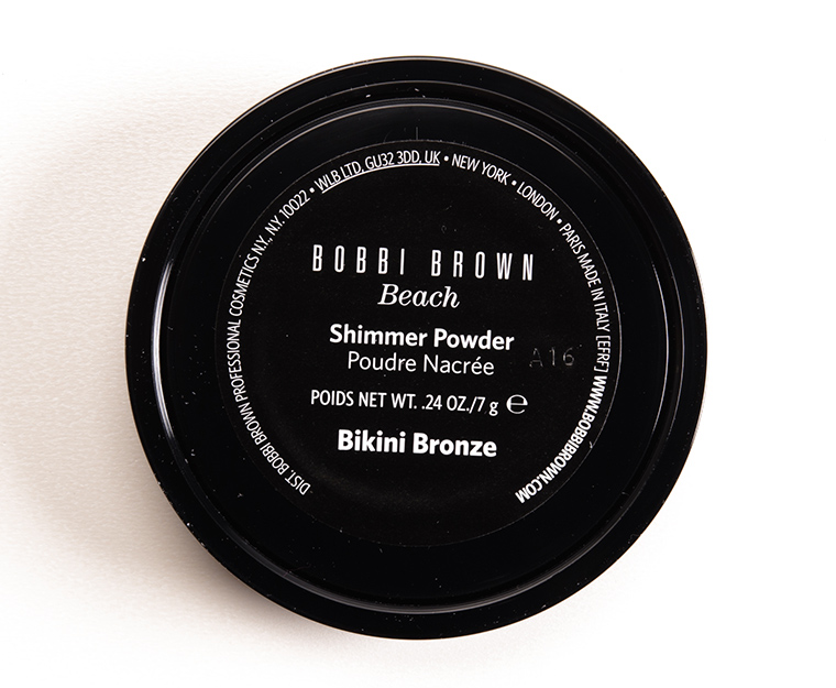 Bobbi Brown Bikini Bronze Beach Shimmer Powder