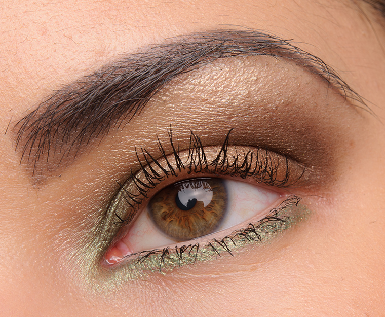 Chanel Empreinte Du Desert Eyeshadow Quad Review Photos