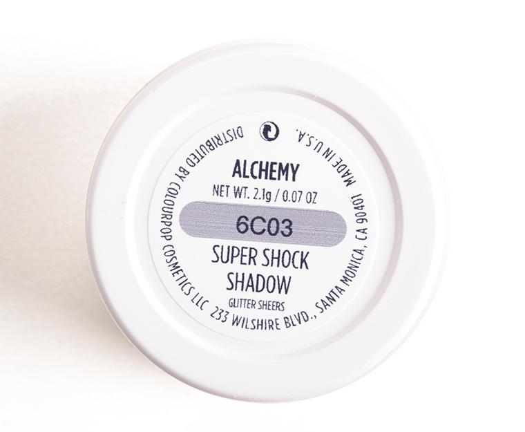 ColourPop Alchemy Super Shock Shadow