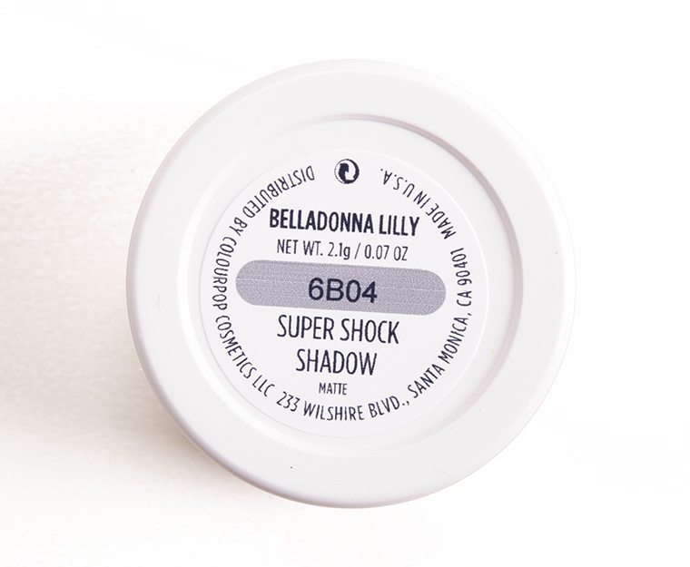 ColourPop Belladonna Lilly Super Shock Shadow