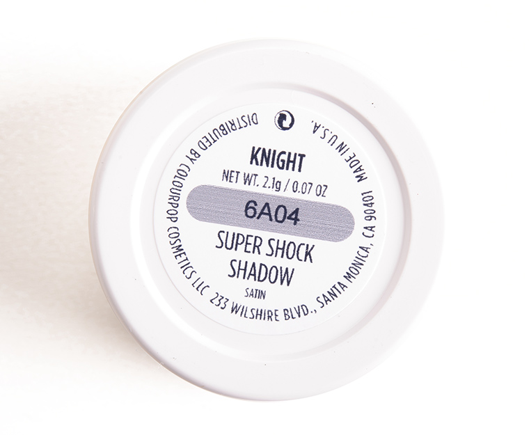 ColourPop Knight Super Shock Shadow