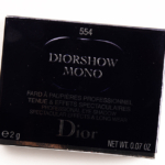 Dior Minimalism DiorShow Mono Eyeshadow